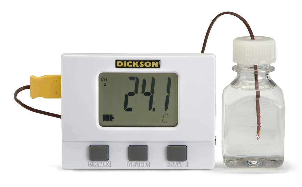 Data Logger Thermometer For Vaccines : Vfc vaccine data logger from dickson